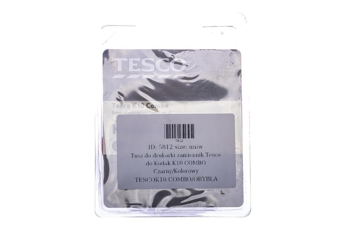 Remanufactured Ink cartridge Tesco Kodak K10 COMBO