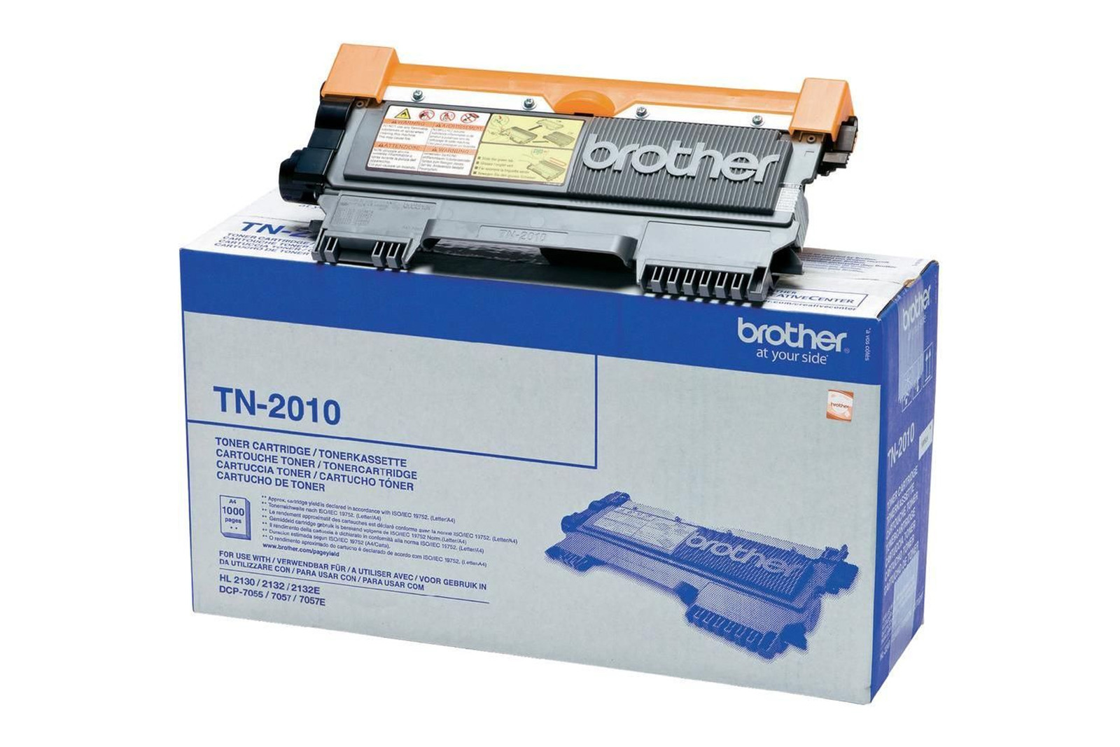 Genuine Ink Cartridge Brother TN-2010 TN2010 Black