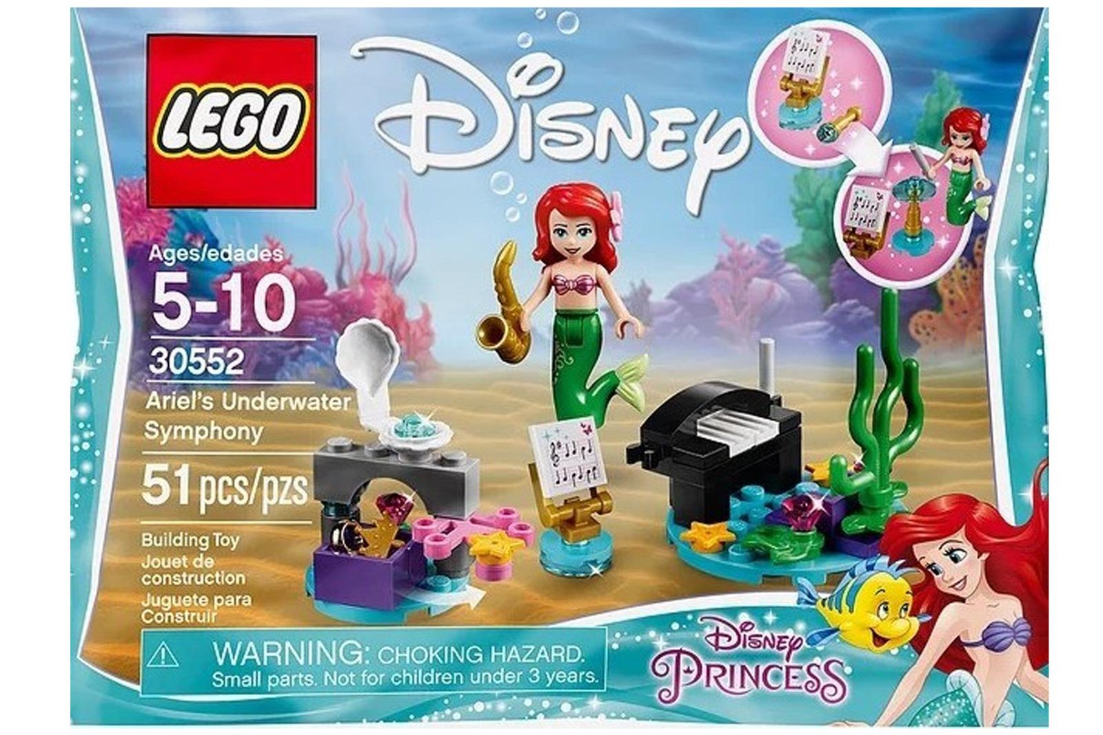 LEGO Disney Princess 30552 Ariel's Underwater Symphony