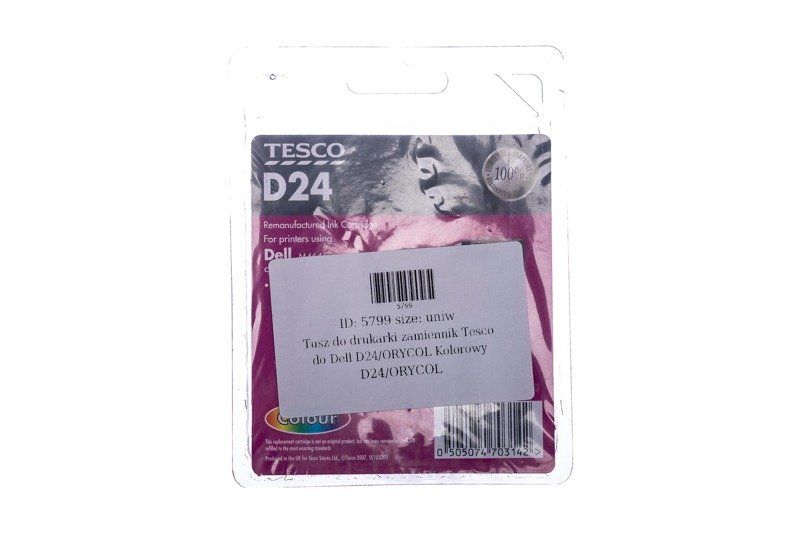 Ink cartridgesTesco Dell D24