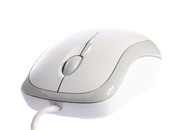 Microsoft Ready Mouse 3EG-00007 White