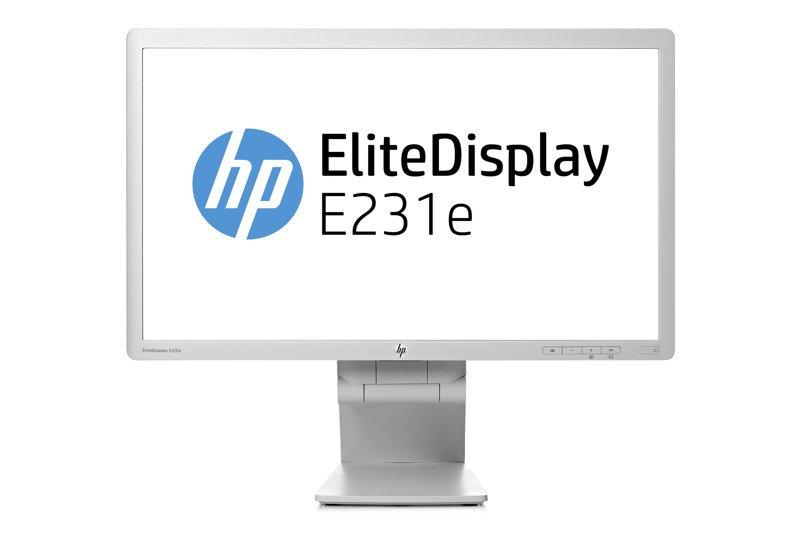 Monitor HP EliteDisplay E231e 58,4 cm (23'') IPS LED Backlit Display