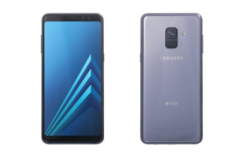 Samsung Galaxy A8 4/64GB Gray Grade B