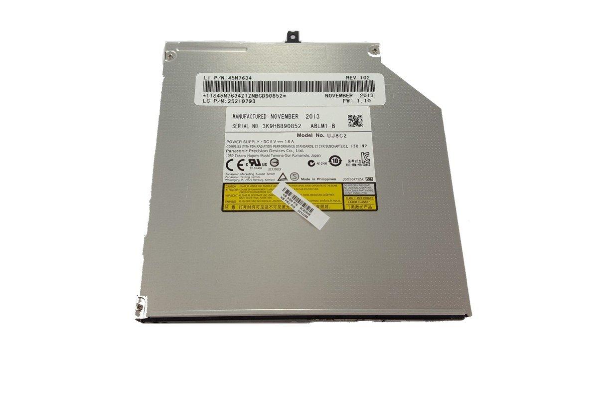 Brennerlaufwerk DVD-RW Panasonic UJ8B2 UJ8C2 Für Dell ASUS HP