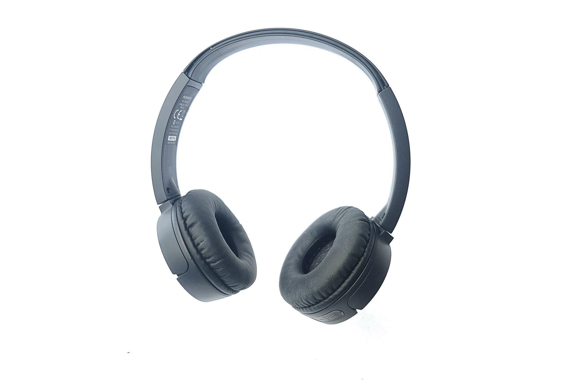 Drahtloser Kopfhörer Sony MDR-ZX220BT Schwarz