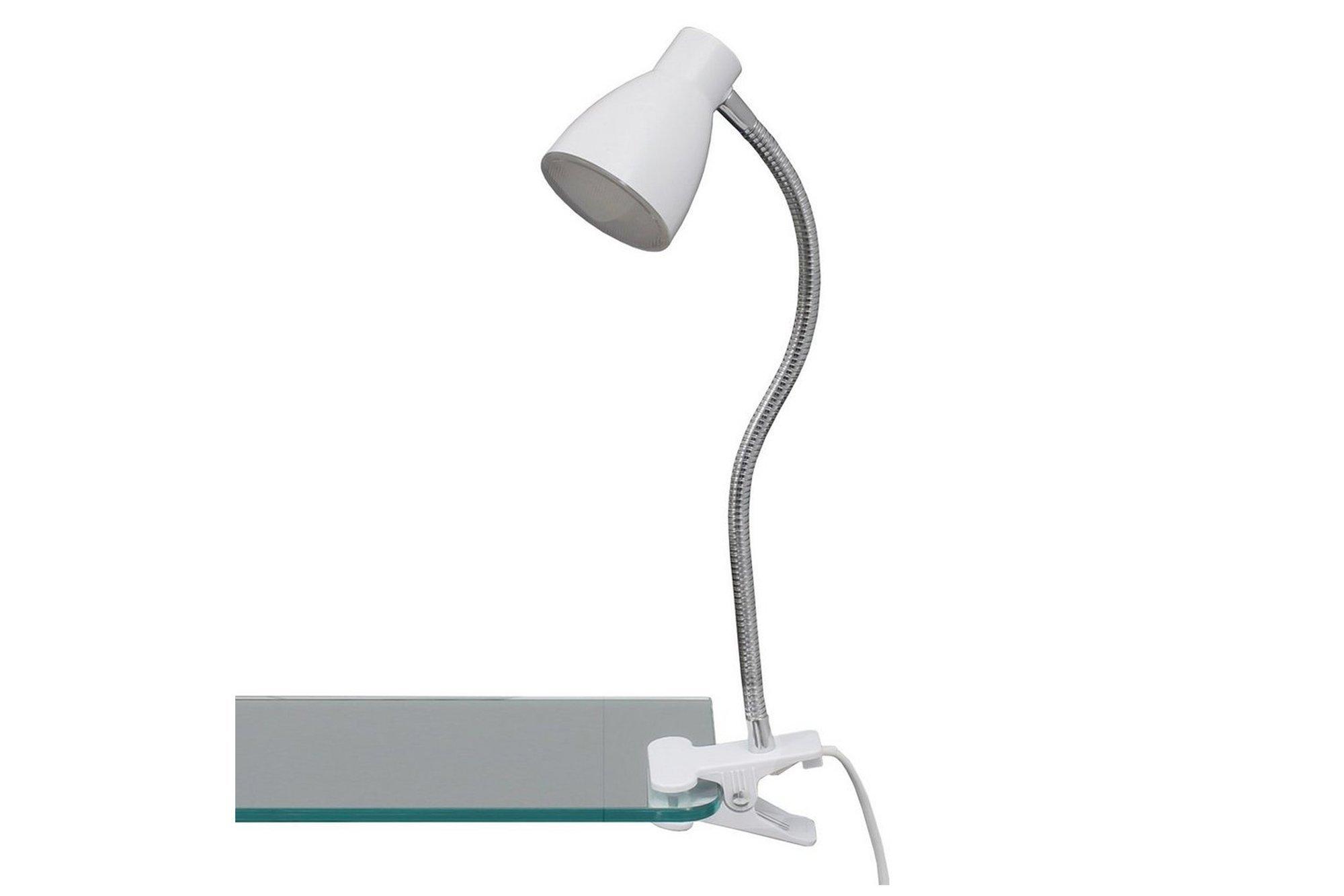 LED Klemmleuchte Schreibtisch Klemmlampe Bett Briloner 2615-016P