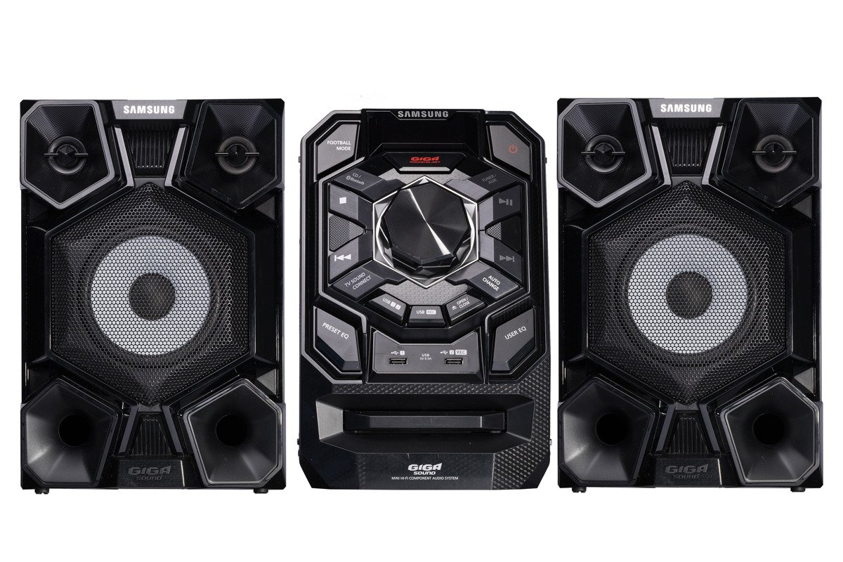 Mini Audio System Samsung MX-J730 600W 2Ch Grade C