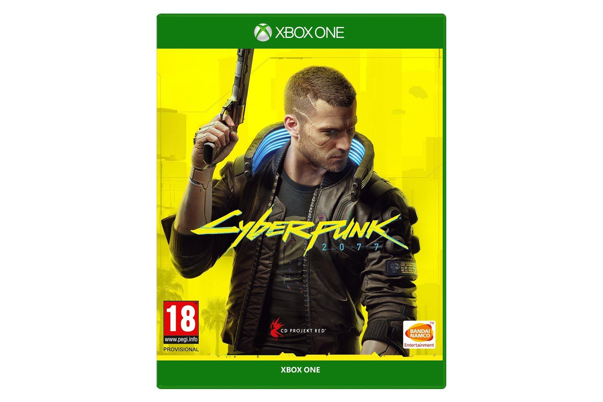 Neu Cyberpunk 2077 - Xbox One / Series X - OVP Box