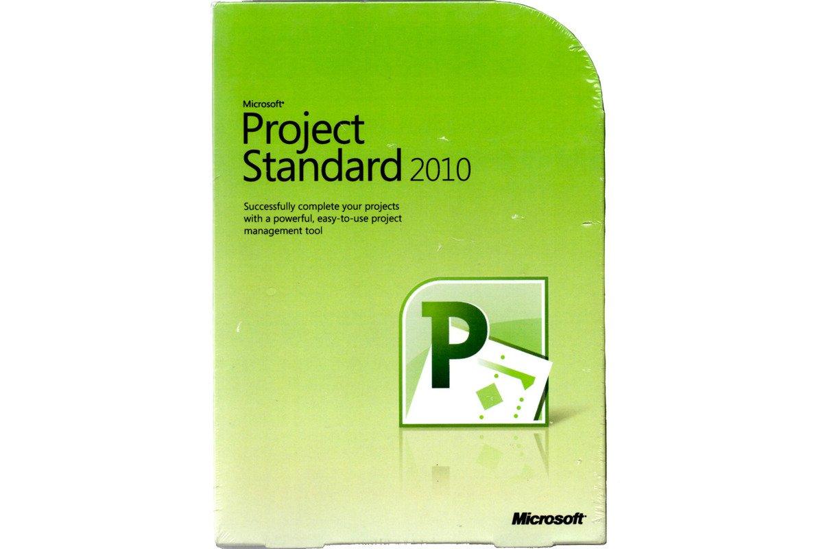 New Sealed Box Microsoft Project 2010 DVD 076-04529 Englisch Nicht-EU / EFTA