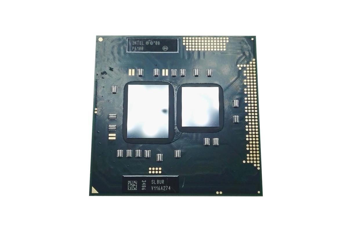 Prozessor Intel Pentium Dual-Core Mobile P6100 2GHz 2MB PGA988