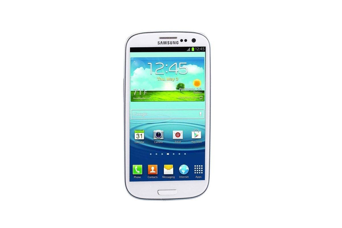 Samsung Galaxy S3 16GB White SM-I9300 Damaged