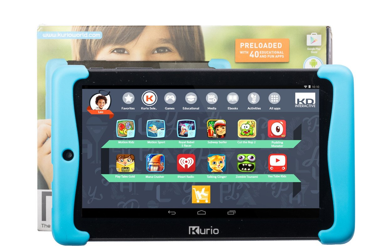 Tablet Kurio TAB 2 7' 8GB WiFi Damaged