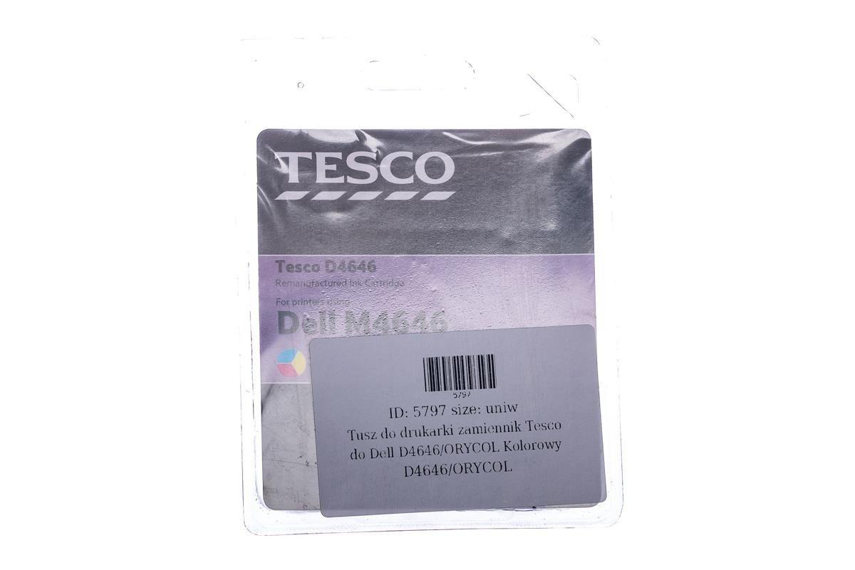 Tesco Tintenpatronen remanufactured  Dell D4646