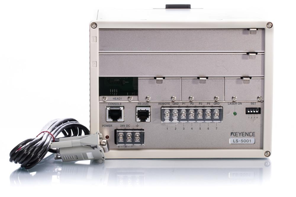 Keyence Controller für Hochgeschwindigkeits-Laserscan-Mikrometer LS-5001