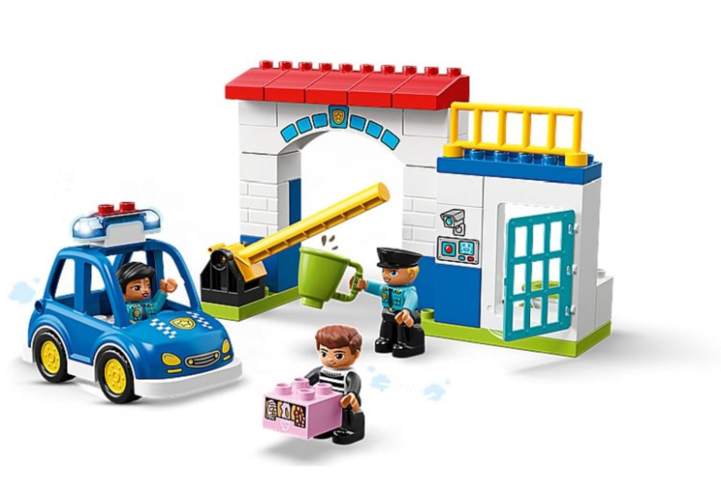 Lego Duplo 10902 Posterunek Policji Dom I Ogród Zabawki Lego